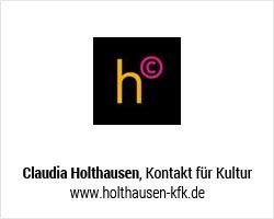 Claudia Holthausen | Kontakt für Kultur